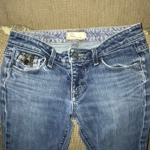 Paige Pairfak 27W Quality Jeans Preloved Condition